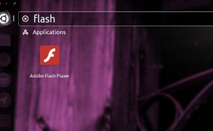 نصب Adobe Flash در اوبونتو