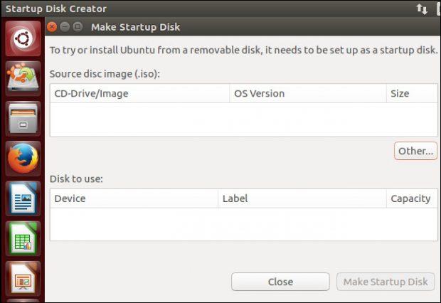 Startup-Disk-Creator