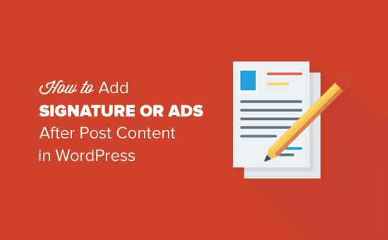 افزودن تبلیغات در محتوای پست وردپرس