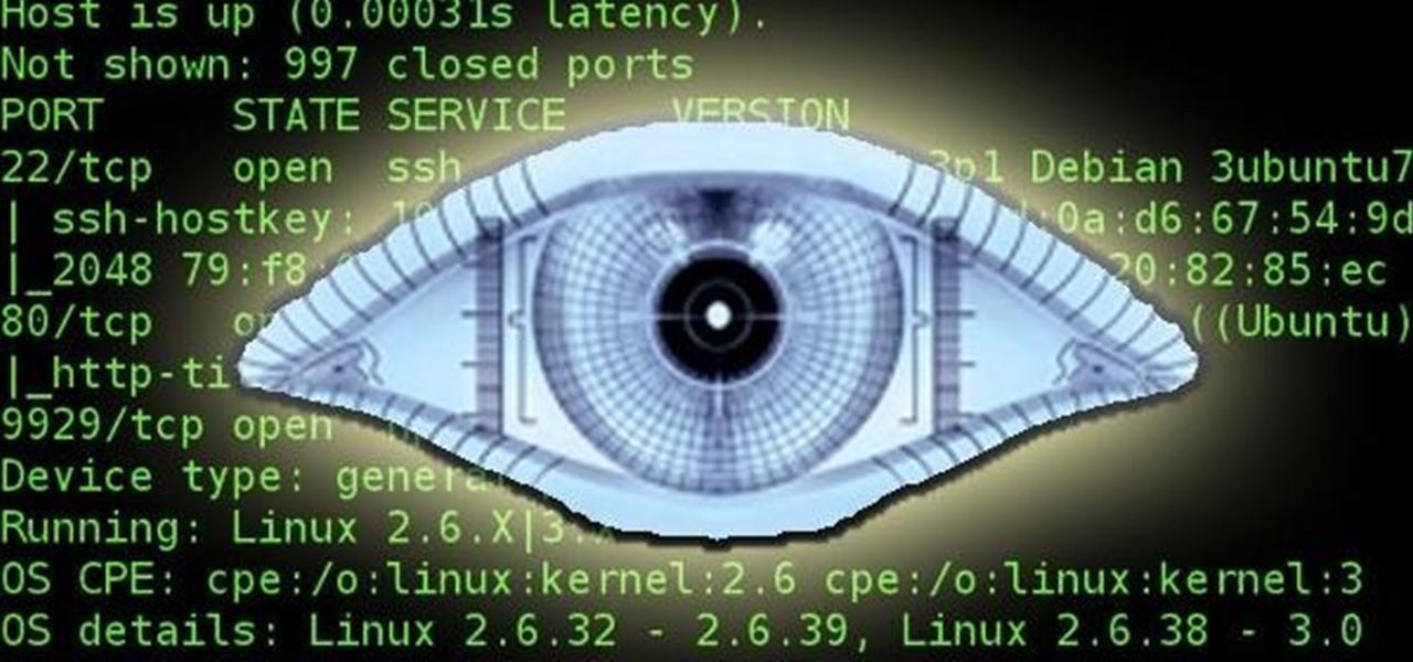 نصب nmapدر لینوکس