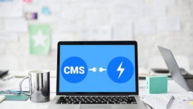 انواع نصب CMS