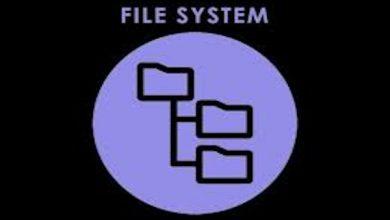 سیستمفایل